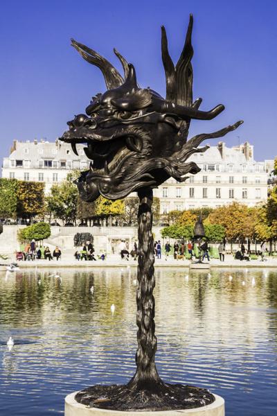 Fiac 2015 in les tuileries regard sur l 39 image for Fiac 2015 jardin des tuileries