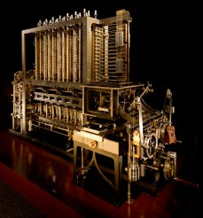 - La machine de Babbage 1847-1849